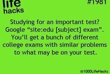 Education and studying tips