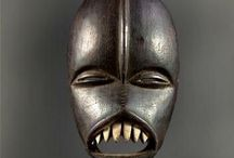 Máscaras  da África
