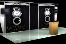 Trade Show DIsplays / Custom printing of marketing, promotional, or advertising displays for trade show use.