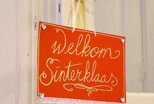 Sinterklaas / Het grootste familiefeest van Nederland wordt nog leuker met deze recepten, knutseltips en leuke plaatjes!