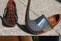 spesielle sko
