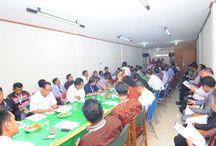 Rapat Pimpinan Nasional Peradin / Peradin atau Perkumpulan Advokat Indonesia menyelenggarakan acara rapat pimpinan nasional yang berlangsung di Kantor Pusat Peradin Jl. Daan Mogot No.19 C Grogol Jakarta Barat.