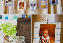 baby shower ideas / by Toni Riley Flores