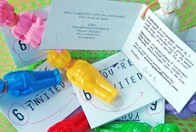 Invitations & Party Favors
