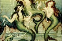 Mermaids / by Kristi Bast