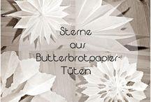 Basteln Winter