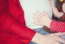 pregnant + children