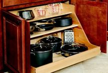 Kitchen Organization / by Christine Wallick