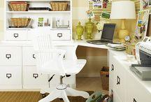 Home: Office / by Julia Sertich