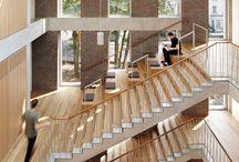 schodišťové prostory