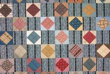 Quilts-Vintage / by Connie Cawley