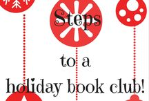 Book Club Blogger / Blogging on novels, bookish things, book friends, holidays and of course book club!