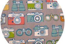 Fabric. / by Robyn-Coffee&Cotton Elkinton