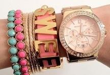 Jewels&nails / by Alyanna Garcia