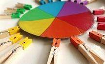 Renkli dünyam
