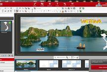 CEWE foto program / Triki in nasveti za delo s CEWE foto programom.