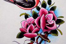 Tattoo - choises