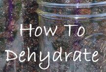 dehydrating / by Jon-Diane Miller