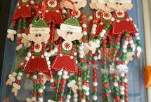 Winter/Christmas / by Mon Salazar