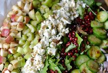 Salad / Green, pasta and otherwise