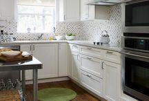 kitchens / by Nicole Scott