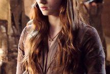 GOT | Sansa / ch ; [ SANSA STARK ] tv ; [ GAME OF THRONES ]