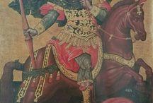 Icons - Άγιος Δημήτριος / Saint Demetrios - icons