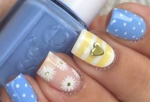 sesonal fall nail art designs