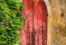 Doorways , Arches and Courtyards