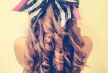Hair  / by Ashley Higginbotham