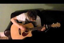 Acoustic guitarists