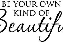 Words to live by / by Tyler Mason Salon Spa