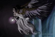 MTG fanarts / Fanarts of Magic: The Gathering characters!