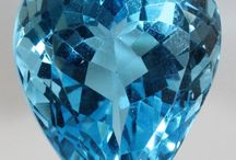 Kristallen, stenen.