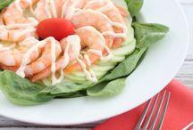 Salad Salad Salad and Dressing too / salads and dressing
