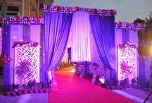 wedding decor by D'Eventz / weddings and birthdays
