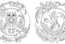 Arts & Crafts: Animal Templates 1