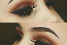 some makeup