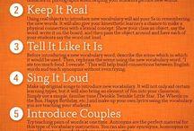 7 ways to introduce new vocabularylk