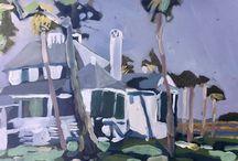 Robert Leedy Oil Paintings