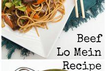 East Asian Cuisine