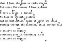 ABBA music sheet
