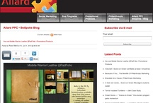 BeSpoke • Blog / The Blog for Allard PPC [Inbound Marketing Agency]  And VRA Associates [Promotional Products Division]