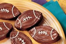 Super Bowl Party Ideas / Quick and easy ideas so you can enjoy the game!