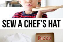 Barne kjøkken