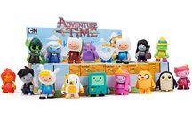 Kidrobot x Adventure Time