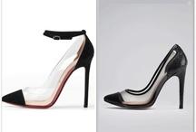 Clones / Las grandes firmas de moda tienen su versión 'low cost'. 'Low cost' version of the best fashion brands / by Mujer hoy