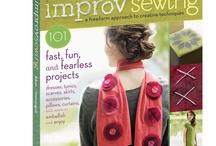 Books for Sewing & Fabric Arts / by IArtLibraries