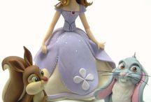 Disney cakes en figurine