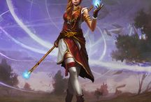 Mage • Female